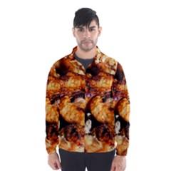 Chicken By Sandi Wind Breaker (Men)