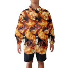 Chicken By Sandi Wind Breaker (Kids)