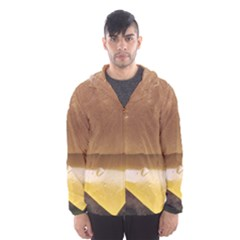 Burger By Sandi Hooded Wind Breaker (Men)