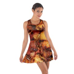 Tetters And Meat By Sandi Racerback Dresses