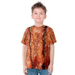 Bacon Cooking By Sandi Kid s Cotton Tee