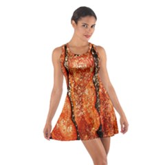 Bacon Cooking By Sandi Racerback Dresses