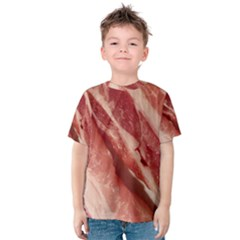 Bacon Rashers By Sandi Kid s Cotton Tee