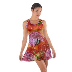Pizza Topping By Sandi Racerback Dresses