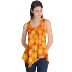 Oranges By Sandi Sleeveless Tunic