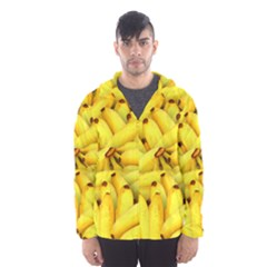 Bananas By Sandi Hooded Wind Breaker (Men)