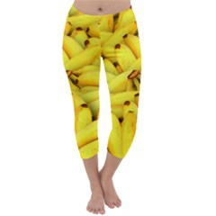 Bananas By Sandi Capri Winter Leggings