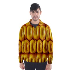 Sweet Corn By Sandi Wind Breaker (Men)