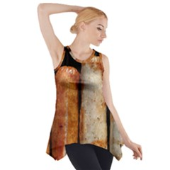 Sausages By Sandi Side Drop Tank Tunic