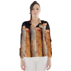 Sausages By Sandi Wind Breaker (Women)