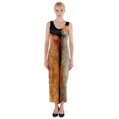 Sausages By Sandi Fitted Maxi Dress
