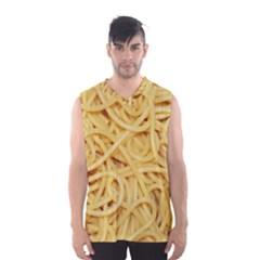 Spaghetti By Sandi Men s Basketball Tank Top