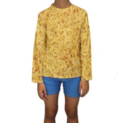 Noodles By Sandi Kid s Long Sleeve Swimwear