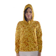 Noodles By Sandi Hooded Wind Breaker (Women)