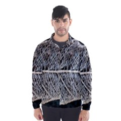 Modern Leaf Wind Breaker (Men)