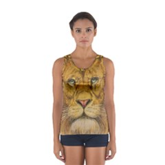 Regal Lion Drawing Tops