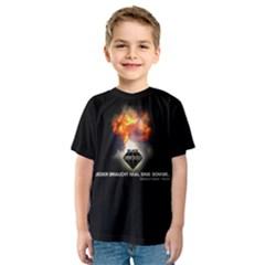 BlackDiamond - Quotation Kid s Sport Mesh Tee