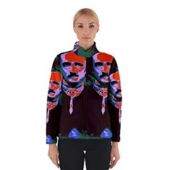 Edgar Allan Poe Pop Art  Winterwear