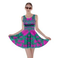 World Wide Flying Butterflies Skater Dress