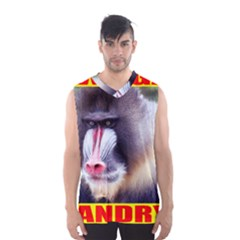 5000x5000 Po Polsku Mandryl Men s Basketball Tank Top
