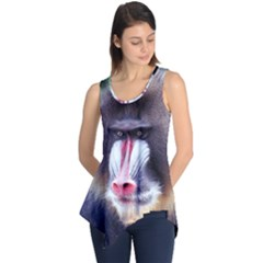 5000x5000 Mandrill Centred Sleeveless Tunic