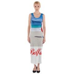 5000x5000 Belfast Shortened Fitted Maxi Dress