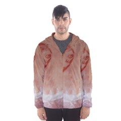 Pork Skin Hooded Wind Breaker (Men)