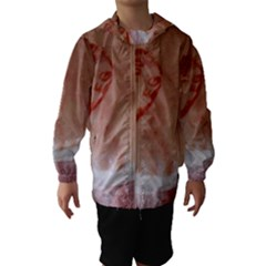 Pork Skin Hooded Wind Breaker (Kids)