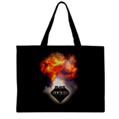 BlackDiamond - Quotation Zipper Tiny Tote Bags