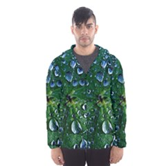 Morning Dew Hooded Wind Breaker (Men)