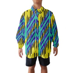 Tribal angles Wind Breaker (Kids)