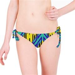 Tribal Angles Bikini Bottom