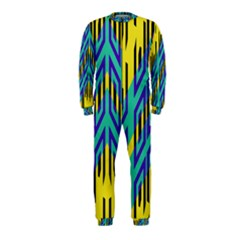 Tribal Angles Onepiece Jumpsuit (kids)