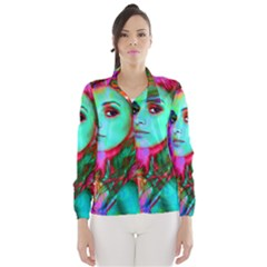Alice In Wonderland Wind Breaker (Women)
