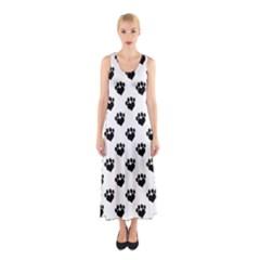 Puppy Love Full Print Maxi Dress