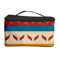 Tribal Shapes  Cosmetic Storage Case