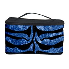 Skin2 Black Marble & Blue Marble Cosmetic Storage Case