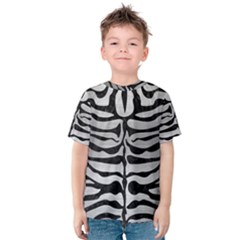SKN2 BK MARBLE SILVER (R) Kid s Cotton Tee