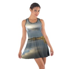 View   On The Lake Racerback Dresses