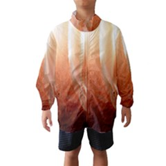 Floating Peach Wind Breaker (kids)