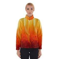 Floating Orange And Yellow Winterwear