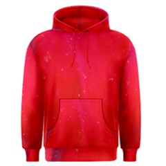 Red And Beautiful Men s Pullover Hoodie