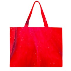 Red and Beautiful Large Tote Bag