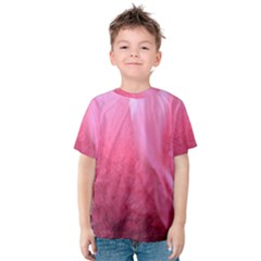Floating Pink Kid s Cotton Tee