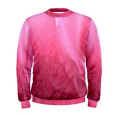 Floating Pink Men s Sweatshirt