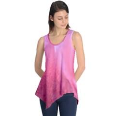 Floating Pink Sleeveless Tunic