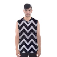 CHV9 BK MARBLE SILVER Men s Basketball Tank Top
