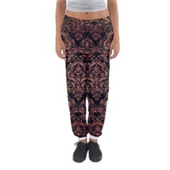 DMS1 BK MARBLE COPPER Women s Jogger Sweatpants