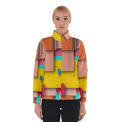 Rounded Rectangles Winterwear