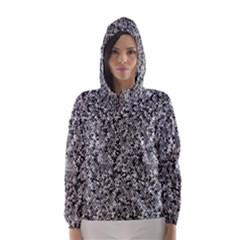 Modern Design 2 Hooded Wind Breaker (Women)